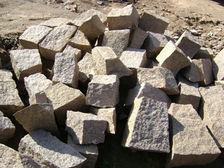 Paralelepípedo, Folheta, Pedra para Muro www.paralelepipedos.com.br
