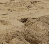 Areia de Cava ou Aterro