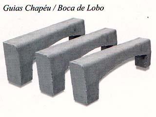 Guias de Concreto - ECOPISOS PAVIMENTAÇÃO ECOLÓGICA GUIAS DE CONCRETO